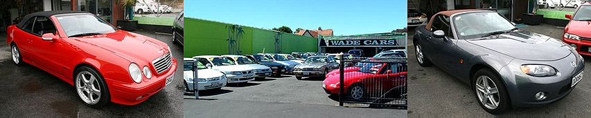 Wade Cars Ltd About